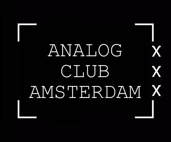 Analog Club Amsterdam
